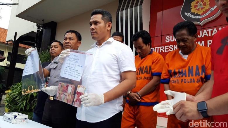 Penadah Kasus Perampokan Emas Rp 3,7 Miliar di Sumenep Dibekuk