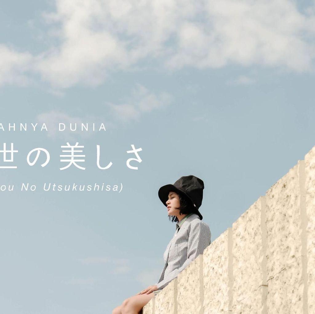 Andien Rilis Klip Indahnya Dunia Versi Jepang