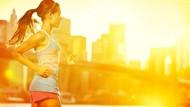 Nyeleneh, Lomba Lari Maraton di Gurun Pasir