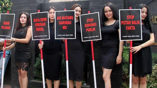Peras Irjen BS Sebesar Rp 35 Miliar, Hukuman Sisca Dewi Diperberat