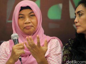 Terisak di DPR, Baiq Nuril Bicara Perjuangan di Kasus Rekaman Mesum