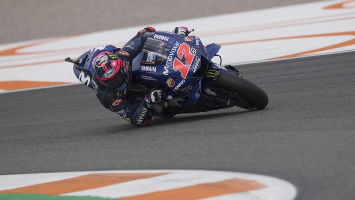 Maverick Vinales merasa kompetitif dengan mesin 2019. (Foto: Mirco Lazzari gp/Getty Images)