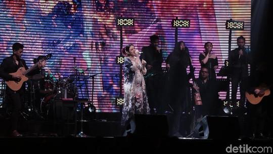 Konser Fermata Perpisahan Raisa untuk Sementara