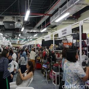 Irresistible Bazaar Digelar di Grand Indonesia, Surga Tas Branded Preloved