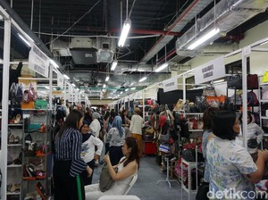 Irresistible Bazaar Digelar di Grand Indonesia, Surga Tas Branded Preloved