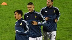 Era Baru Argentina Bersama Dybala dan Icardi (Tanpa Messi)