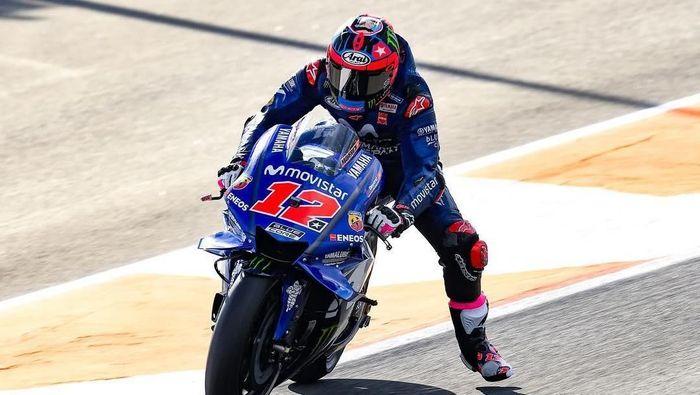 Maverick Vinales tercepat di hari pertama sesi tes MotoGP 2019 (Instagram @MotoGP)