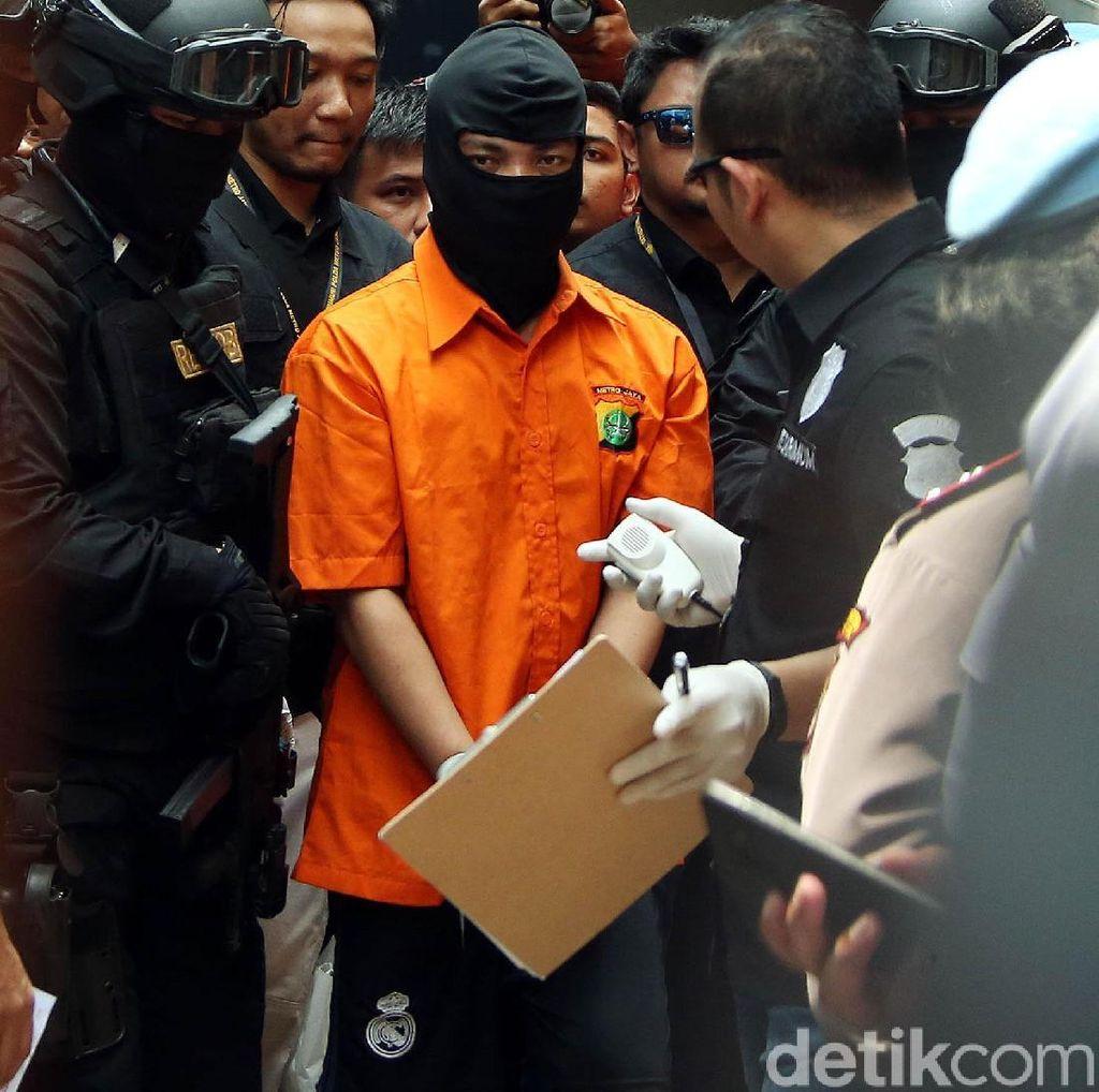 Polisi Rekonstruksi Penangkapan Pembunuh Satu Keluarga di Garut Besok