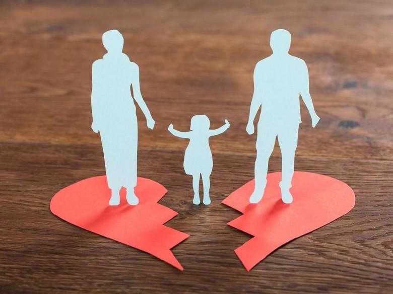 Hampir Setengah Juta Orang Bercerai di Indonesia Sepanjang 2018