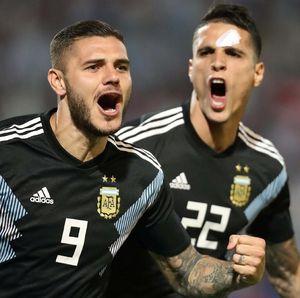 Icardi dan Dybala Andalan Baru Argentina