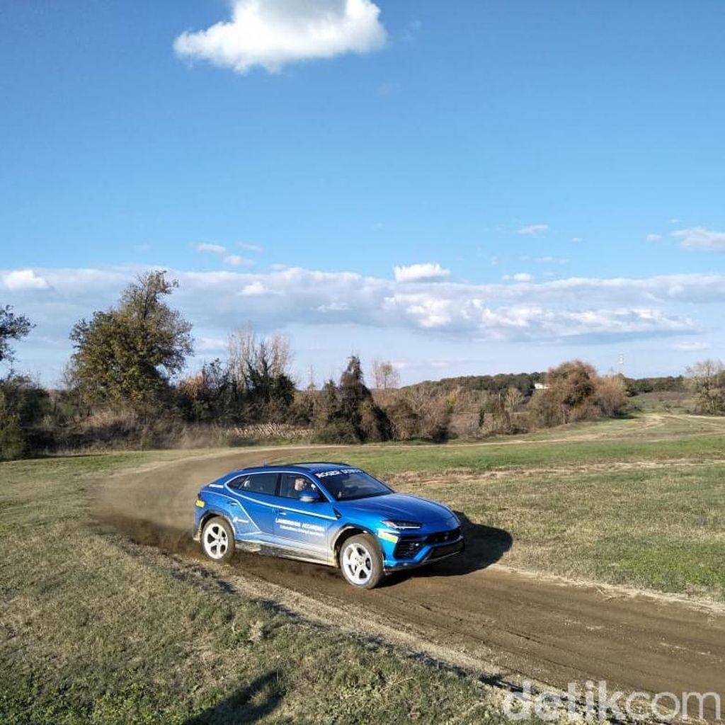 Raffi Ahmad Ingin Punya Lamborghini Seharga Rp 8,5 Miliar