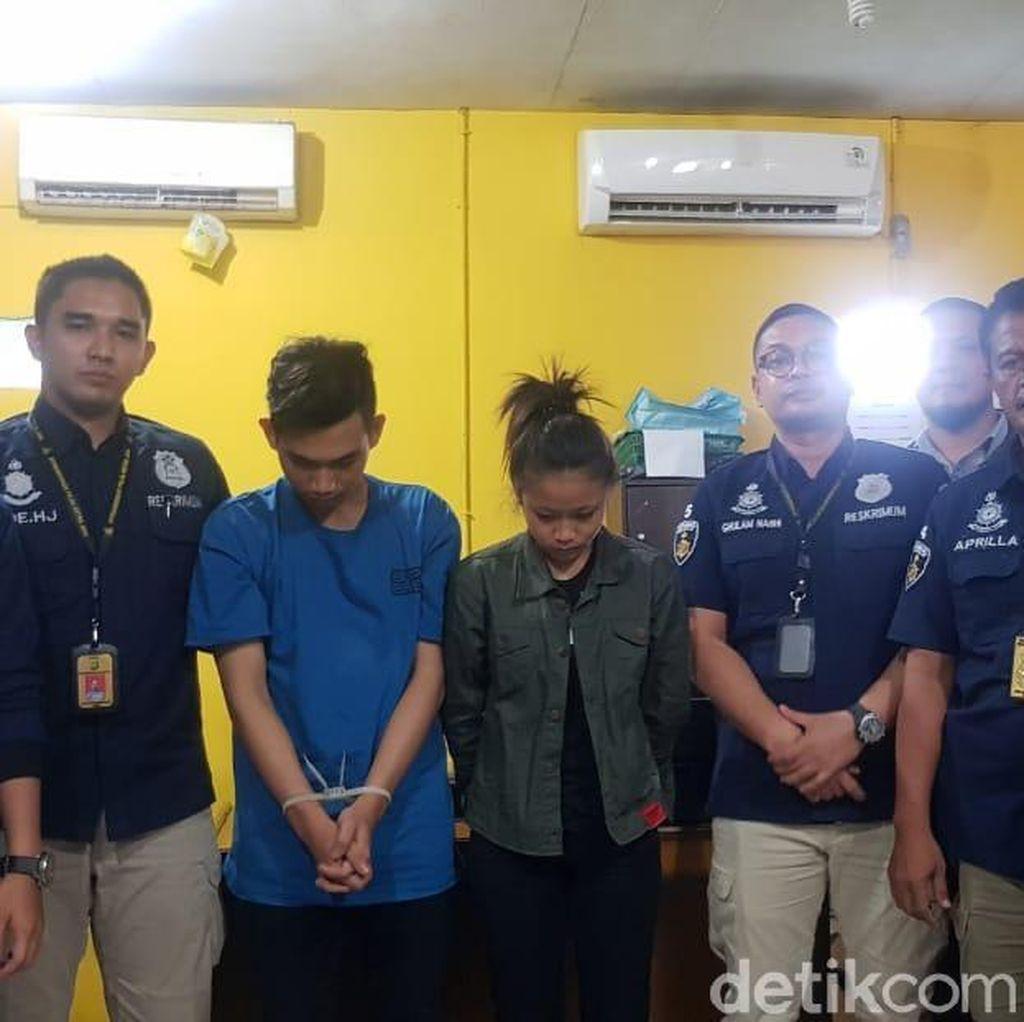 Pembunuh Ciktuti Iin Puspita Batal Dibawa ke Jakarta Malam Ini