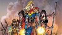Giliran Tim Editor Marvel Comics Makan di Wendys, Sindir DC?