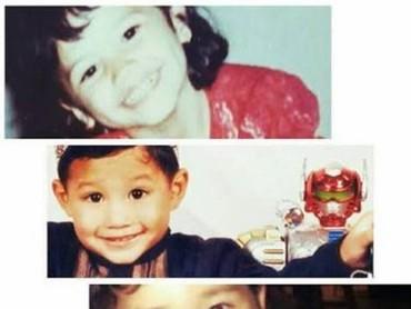 Wajah kecilTamaraBleszynskidan kedua anak laki-lakinya nih, Bun, Rassya Islamay Passya dan Kenzou Lion Bleszynski Lewis. HayoTamaramirip sama siapa? (Foto: Instagram @tamarableszynskiofficial)