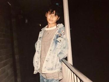The best of 80s fashion ;) by Zbigniew Bleszynski. I miss you dad #1988, ucap Tamara dalam captionnya. Tamara memang sudah pandai bergaya sejak kecil ya. (Foto: Instagram @tamarableszynskiofficial).