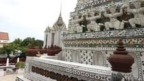Melihat Aneka Kuil Cantik di Bangkok, Thailand