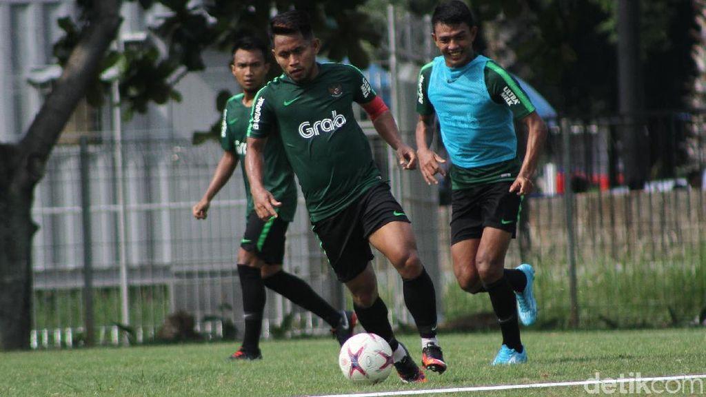 Indonesia Didenda karena Jersey Latihan Bersponsor, Ini Tanggapan PSSI