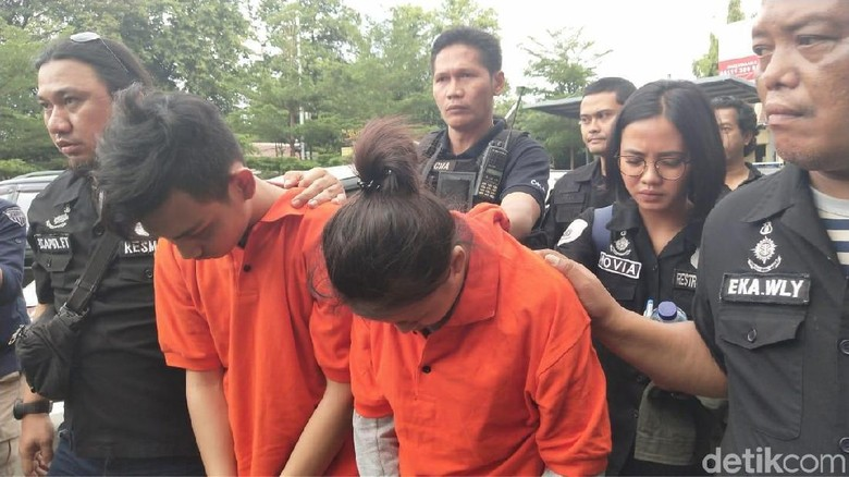 Sadis Sejoli Pembunuh LC: Ikat Leher dan Palu Kepala Ciktuti Puspita