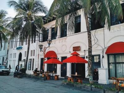 Kota Tua Jakarta, Pesona Permata Asia