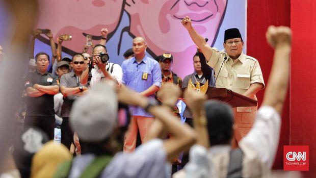 Tim Jokowi Tuding Prabowo Tidak Islami soal Gebrak Meja