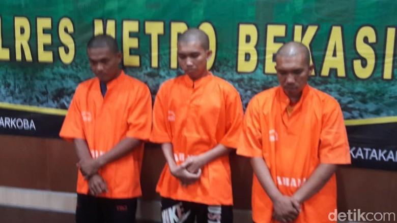 4 Penganiaya Polisi di Bekasi Masih Diburu