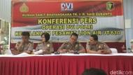 Bertambah 2 Orang, Total 109 Korban Lion Air Teridentifikasi