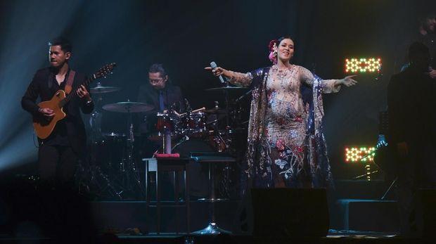 Raisa sempat mengadakan konser 'perpisahan' jelang vakum dari dunia musik pada 2018 lalu.