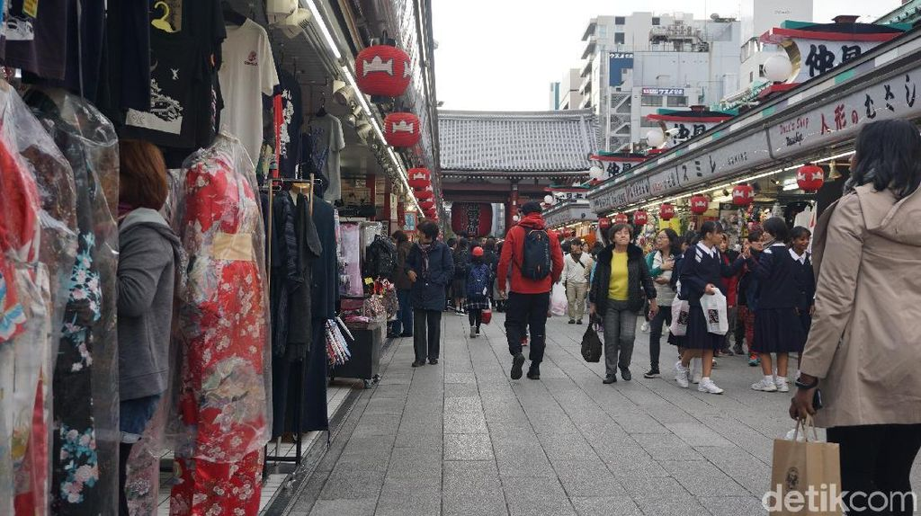 Ampun, Bersih Banget! Bukti Jepang Sangat Jaga Kebersihan Lingkungan