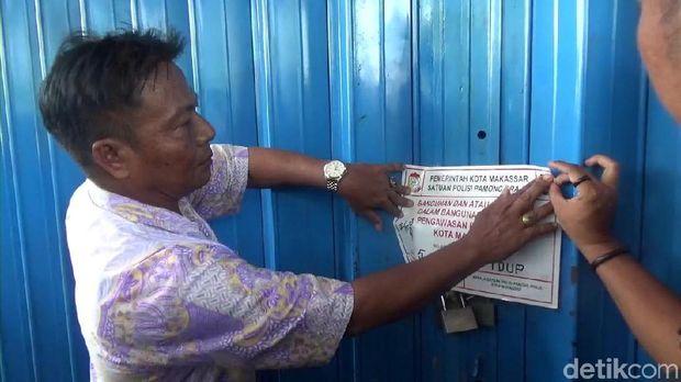 Pemkot Makassar Segel Rumah Bernyanyi Lyra Virna