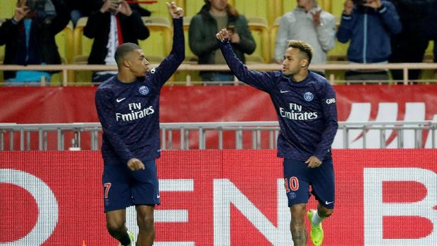 Mbappe lebih jadi prioritas Madrid ketimbang Neymar.