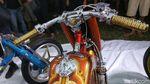 Motor Ini Bergaya Bak Sinden