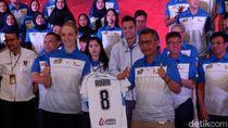 Juara Bertahan Putri Pertamina Ikat Mega, Amasya dan Ayu