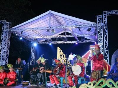 Kekayaan Budaya Nusantara Tertuang di Festival Tanjung Kelayang 2018