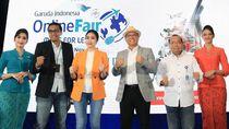 Happy Hour GOTF Phase 3, Diskon Tiket Pesawat Hingga 75 Persen