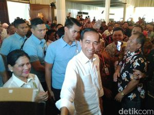 Saat Jokowi Gagal Fokus Setelah Dengar Canda Tampang Boyolali
