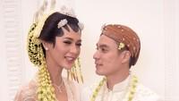 Baim Wong resmi menikah dengan Paula Verhoeven, Kamis (15/11/2018). Foto: Noel/detikFoto