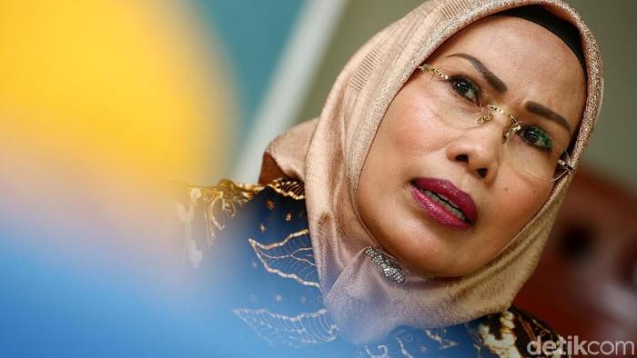 Ratu Tatu Chasanah (Muhammad Ridho/detikcom)