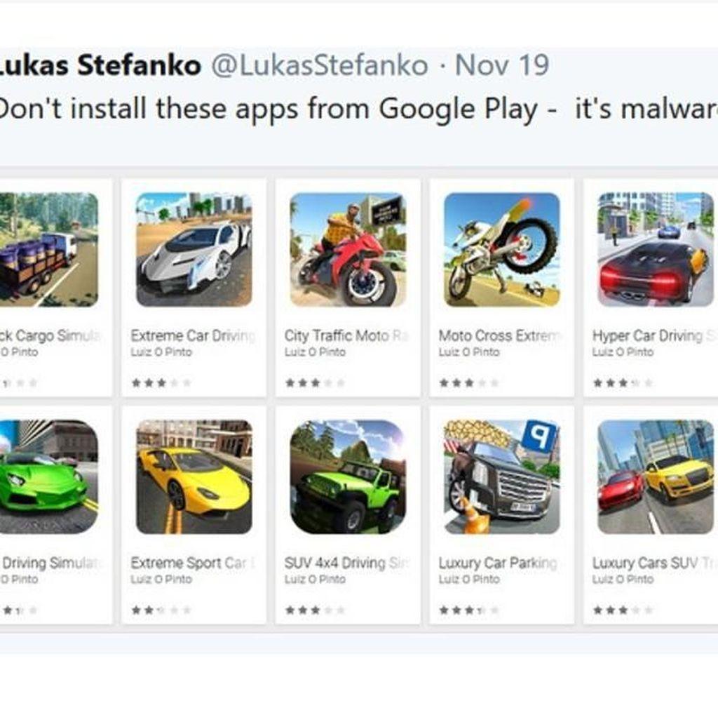 Waduh! Google Play Store Kembali Disusupi Malware