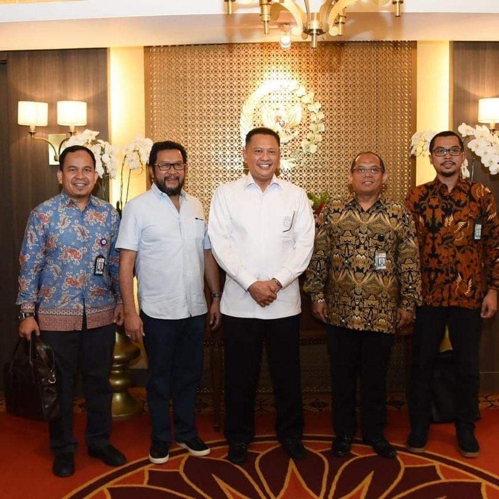Cegah Korupsi, Bamsoet Minta KPK Beri Pembekalan Anggota DPR Baru