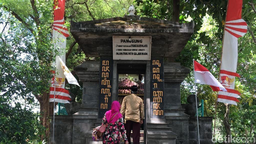 Makam di Mojokerto Juga Disebut Lokasi Gajah Mada Ucap Sumpah Palapa