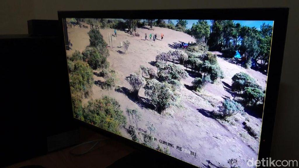 Tiket Pendakian Gunung Merbabu Bakal Dijual Online