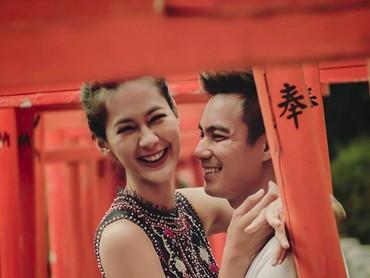 Selamat dan bahagia selalu ya, Paula Verhoeven dan Baim Wong. (Foto: Instagram/baimwong)
