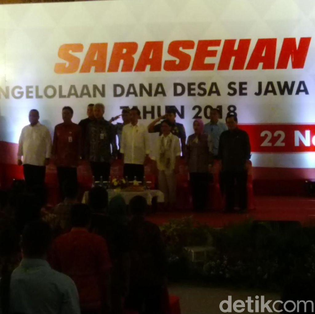Jokowi Ingin Ubah Aturan Laporan Pertanggungjawaban Keuangan