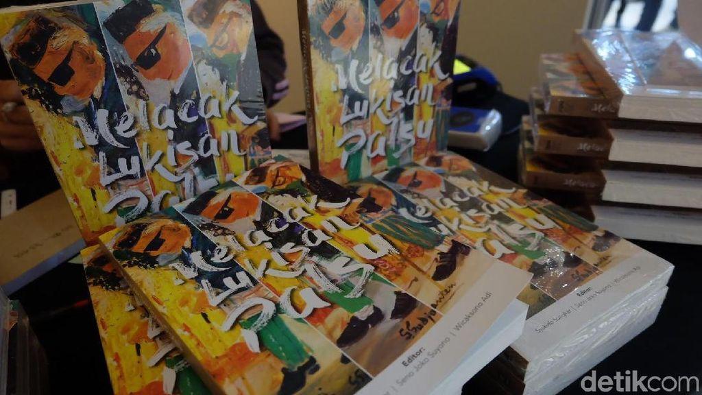 Resmi Rilis, Melacak Lukisan Palsu Ungkap Seluk Beluk Karya Tiruan