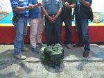 Nongkrong di Warung Pakai Pakaian Dinas, TNI AL Gadungan Ini Diciduk