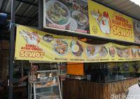 Bakso & Ayam Geprek Sewot: Huaah! Ini Geprek Maroek dan Duo Maut yang Pedas Nendang