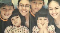Sibling Goals, Potret Kecil Sissy Prescillia dan Kedua Adiknya
