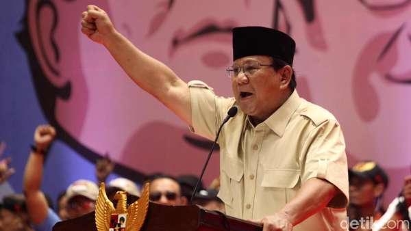 Prabowo Mau Tingkatkan Penerimaan Pajak Pakai Robot