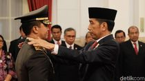 Jokowi: Rekam Jejak KSAD Andika Perkasa Komplet