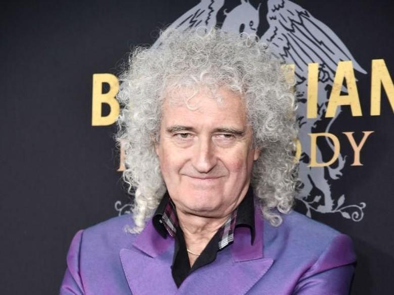 Gandeng NASA, Brian May Queen Luncurkan Single Baru saat Tahun Baru 2019